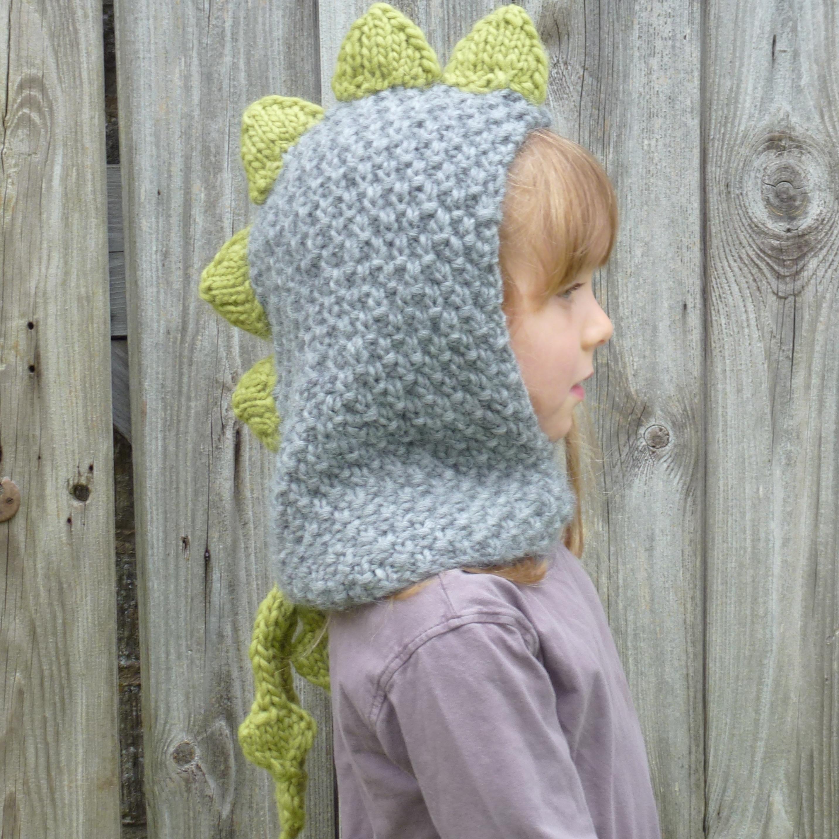 20 Dino knit 1