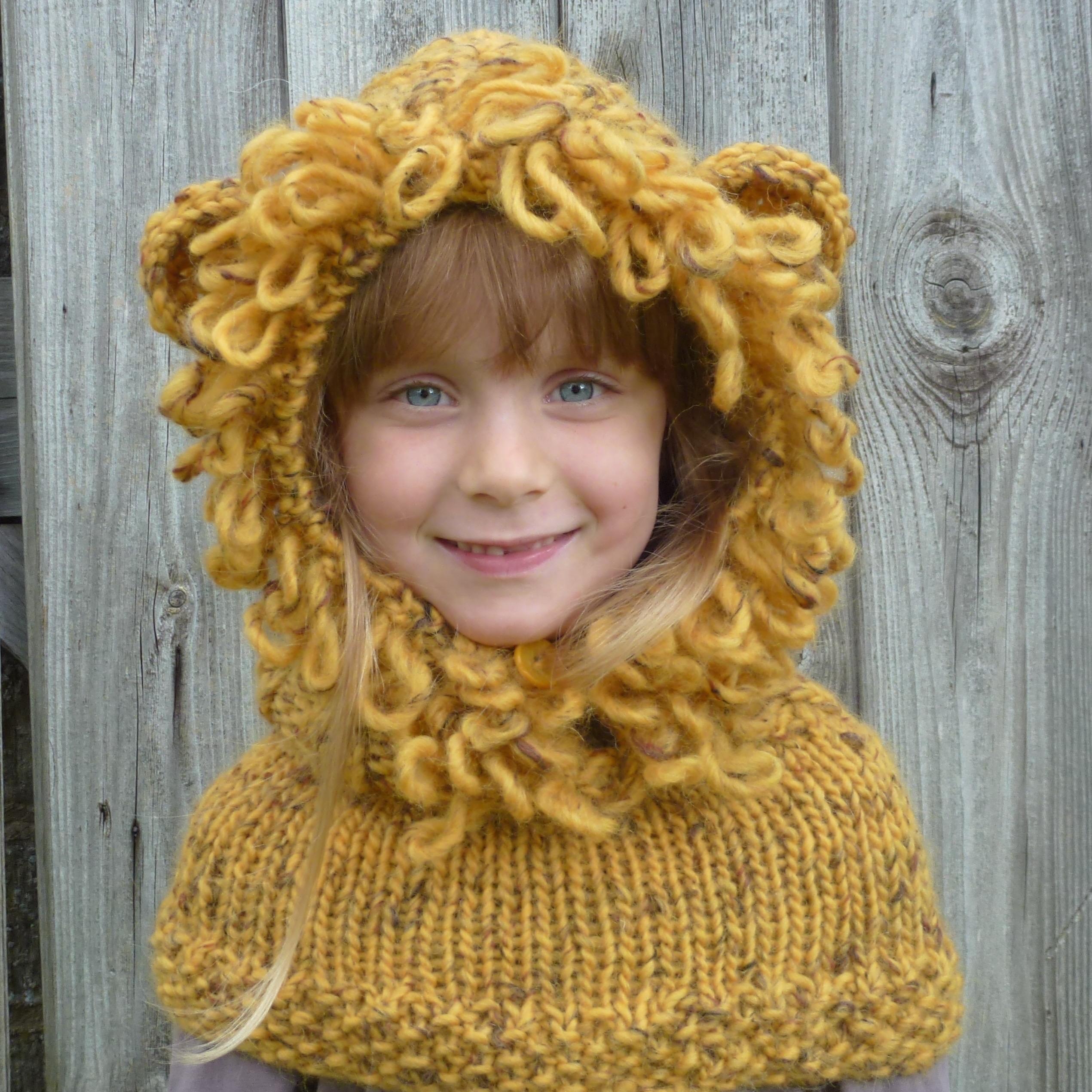 40 Lion Knit 1