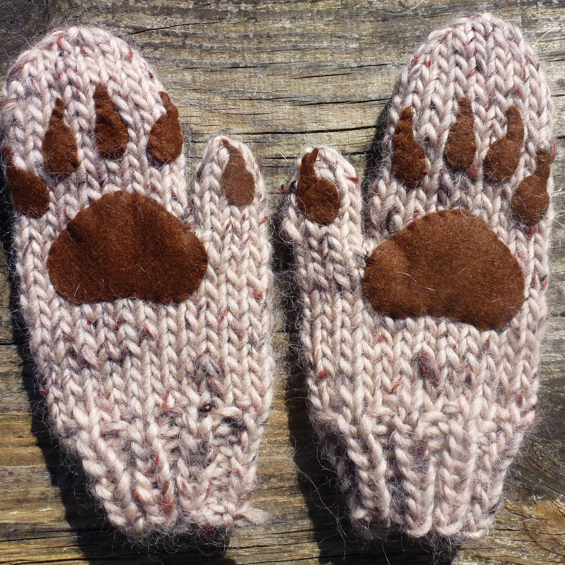 410 Bear knit 3