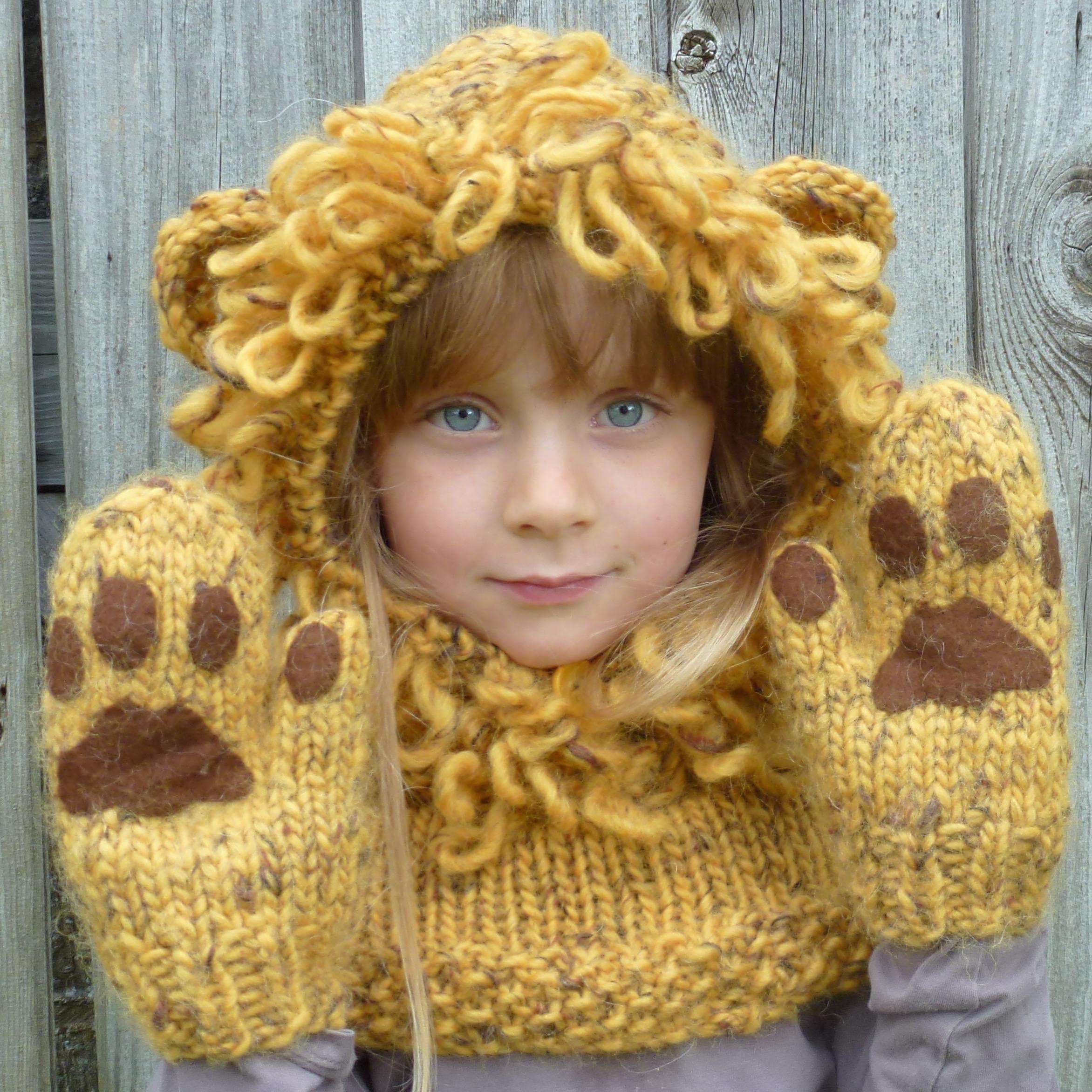 440 Lion Knit 3